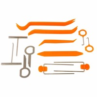 Auto Trim Removal Tool [12 Pcs] ~ Strong Nylon Won't Break Like ABS