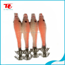 new style good price wholesale squid jig for fishing hard fishing lures fishing tackle