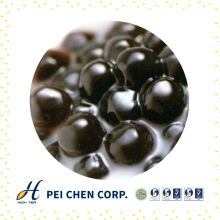 Black Topping Tapioca Pearls for Bubble Tea