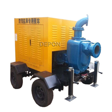 200kw diesel fuel high lift centrifugal oil pump