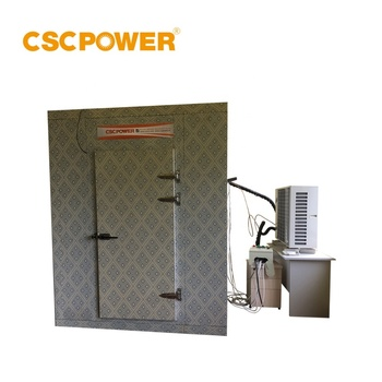 Solar power freezer room price, freezer chamber, walk in freezers