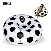 Living room inflatable soccer ball chairs self bean bag Portable Outdoor garden Sofa Living Room <strong>Furniture</strong>
