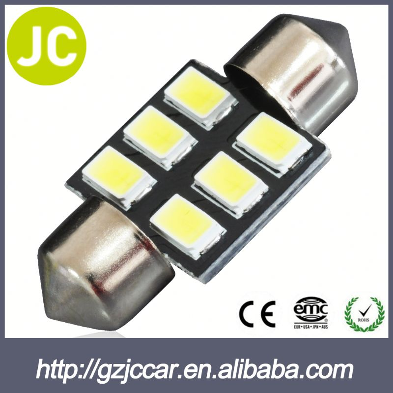 New products 2016 innovative product one year warranty vehicle led bulb 5730 smd for audi s4