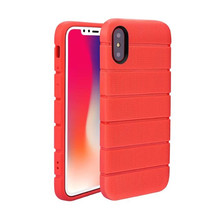 shockproof tpu smartphone slim matte red shock-proof phone case for iphone X