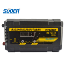Suoer car battery factory external charger 12v battery automotive battery charger
