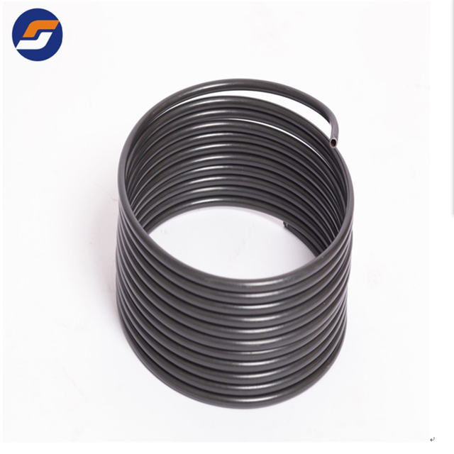 YB/T4164 PVF coated bundy tube with Any length as your requirements