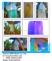UV Stabilized blue Plastic banana bunch bags