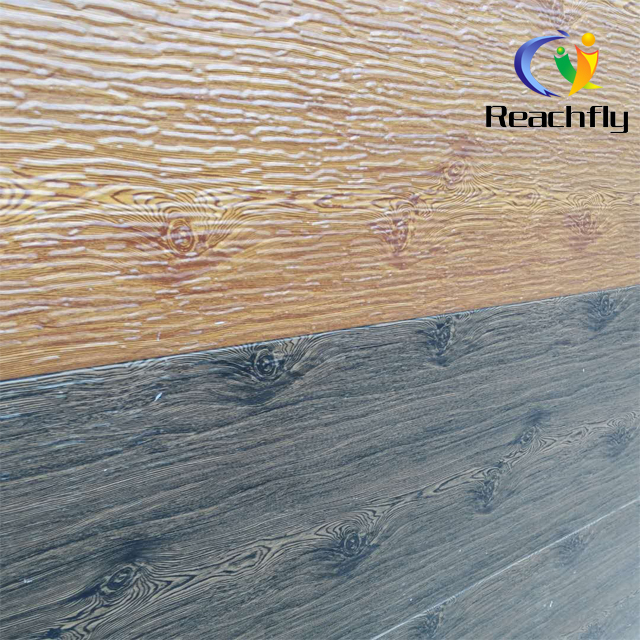 Organic new material house siding outdoor wall panels exterior faux paneling for home decoration and insulation