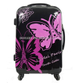 2015 fashion promotional gift bag abs+pc luggage travel suitcase China luggage factory with BSCI