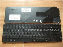 FOR HP CQ72 IT computer part laptop keyboard replace keyboard BLACK IT STOCK