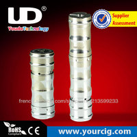 2014 popular product mechanical mod UDT-V12,k100 mechanical mod vaporizer pen CE4
