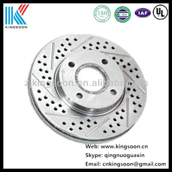 Gold supplier china Custom CNC Machined Steel Part