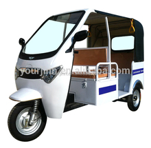 1000W electric passenger tricycle/ battery operated rickshaw/e rickshaw for sale