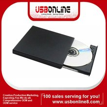 USB2.0 Slim External DVD Burner