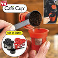 Cafe Cup Reusable Coffee Pod