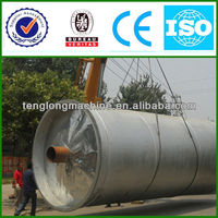 Newest design with ISO&CE&BV certificate pyrolysis carbon black refinery
