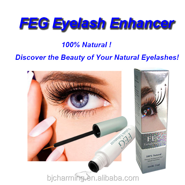 Best drugstore mascara of Chinese market trends 3ml FEG eyelash growth serum , eyelash enhancer serum
