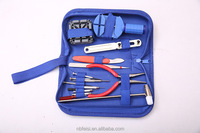 Cheap 16pcs watch repair tool kit tools set with bag