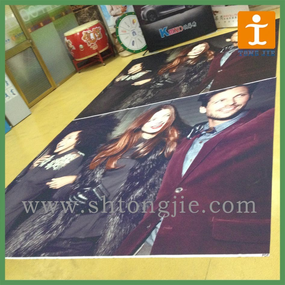 Advertising fabric digital printing banner dye sublimation