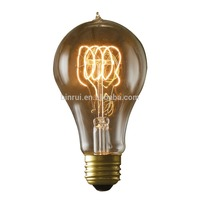 A21/A23 light bulb Antique Vintage Edison bulb Carbon filament light bulb