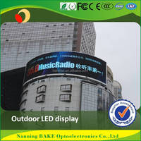 OEM service full color hot sale product video/text/picture/photo function p10 led outdoor led cabinet