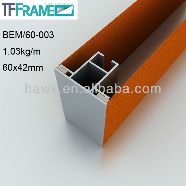 Aluminium profile light box(BEM/60-003)
