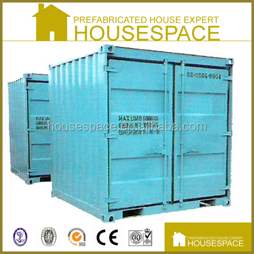 Good Quality Easy Installation Flat Pack container van from China
