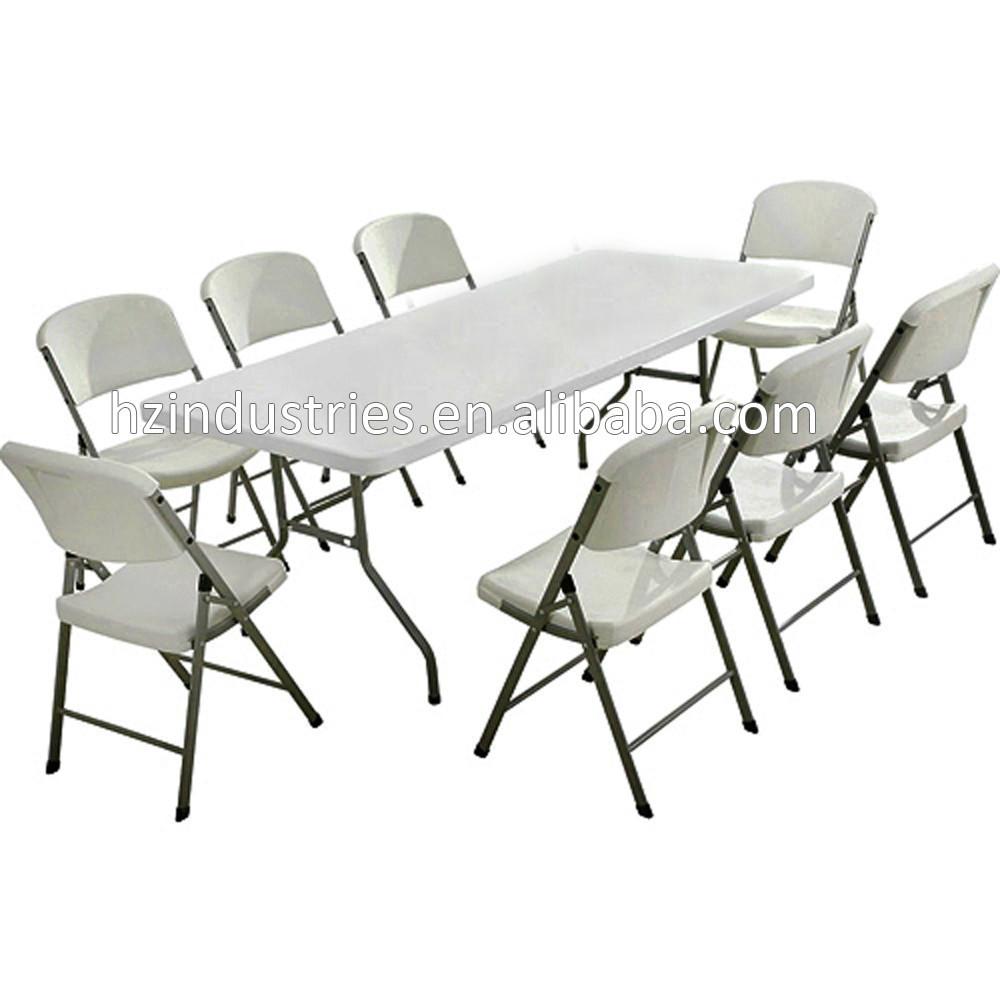 Economici tavolo in plastica tavolo in plastica per esterni tavolo in plastica pieghevole tavolo - Tavolo plastica pieghevole ...