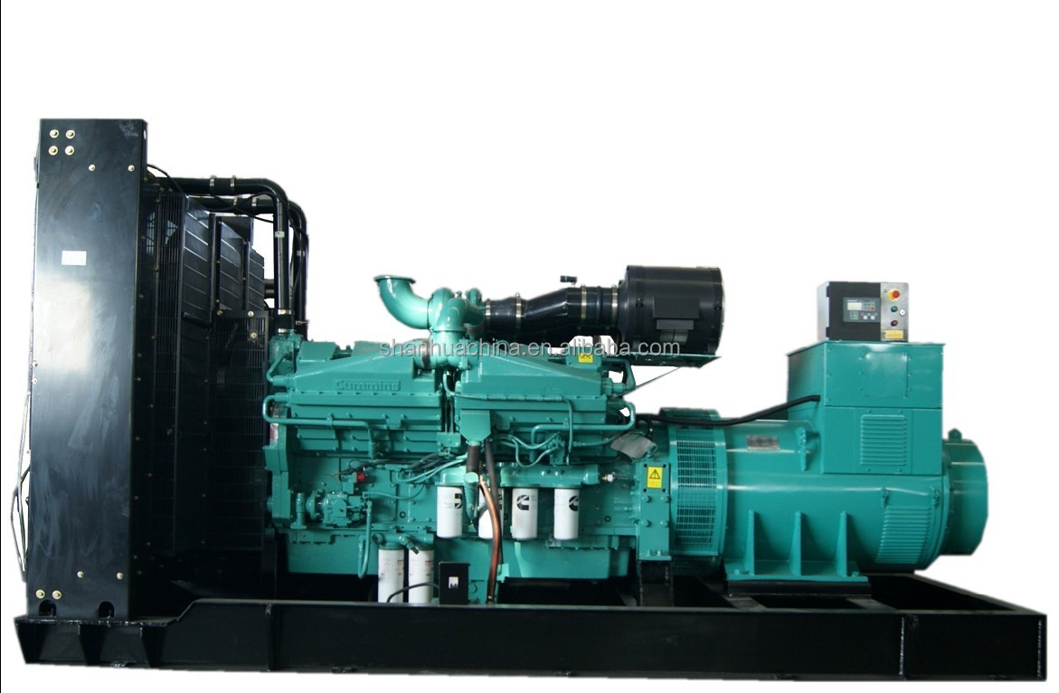 1 mw diesel power generator set