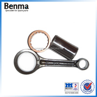 Motorcycle connecting rod in 20CR material, KYMCO GY6125150 Scooter Connect rod for motorcycle, engine Connecting rod kits