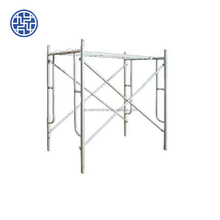 patent construction h frame scaffolding system