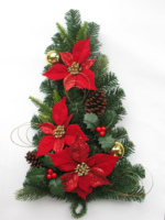 Most Trendy Xmas Garland(FB-004) china christmas ornament for sale