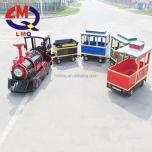 Christmas outdoor games electric train for children