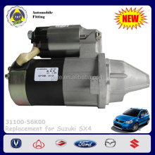 Auto Parts 31100-56K00 31100-56K10-000 Starting Motor for Suzuki SX4
