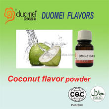 Coconut flavor powder,chicken flavor powder,orange flavor powder