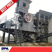 Factory Low price jaw concrete waste crusher for sale