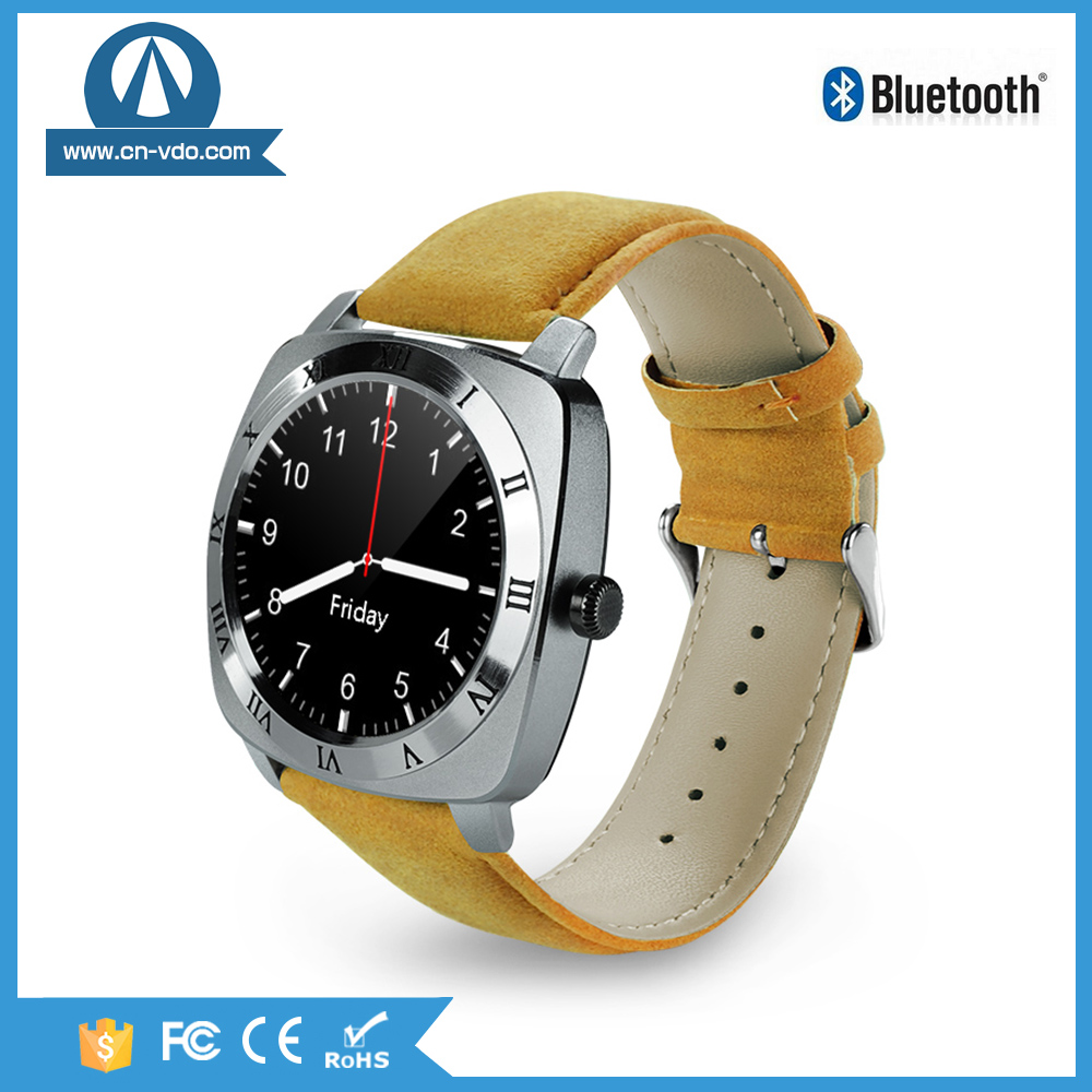 New Model 1.33 inch Smart Watch X3 android 4.3 support SIM ( Micro Card Slot )