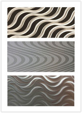 Foshan stainless steel kitchen wall panels/sheets