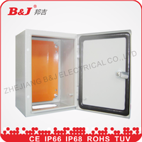 zhejiang hight quality IP66 steel electrical panel boxes