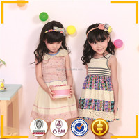 Factory outlet children clothing Kids wear made in china / New frock design for kids