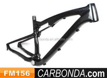 Full suspension 27.5er Cross-country mtb Bike Frame carbonda 2017