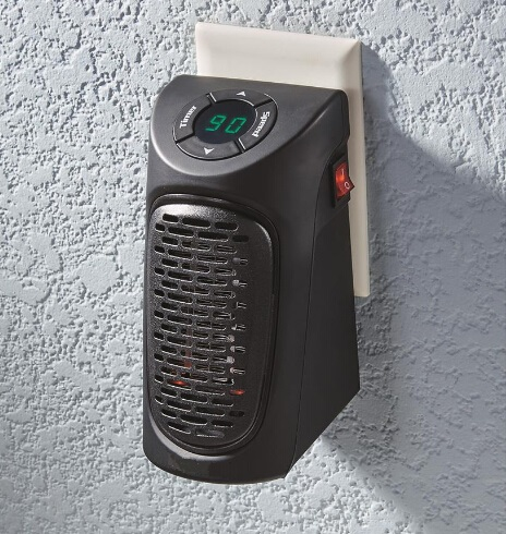 CE GS Certified Portable Mini Handy Heater AS SEEN ON TV