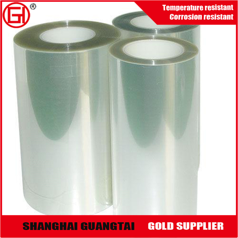 GT-918 0.05mm, 0.075mm,0.1mm pet film for industry package