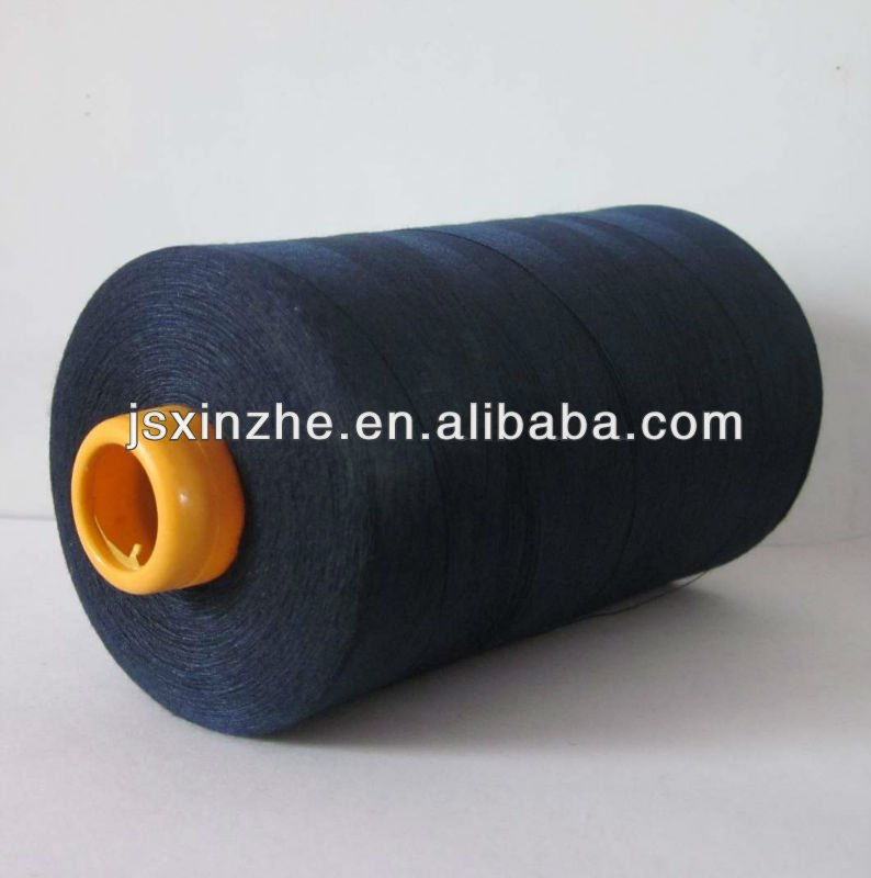 30/2 weaving for bedsheet 100 spun polyester thread