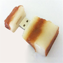 Eco-friendly PVC Simulating food shape USB Flash Dirve/ 2G 4G 8G 16G