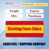 discount 70% FBA Amazon DDU/DDP shipping agent from Shanghai Guangzhou Xiamen China to MANCHESTER--Michelle
