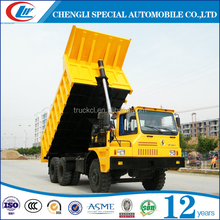 NEW 70ton dump truck 50ton end tipper truck for construction machinery