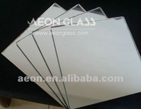 2mm-6mm custom-made CUT SILVER MIRROR, further to be beveled and polished