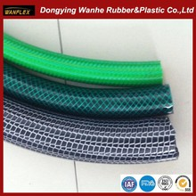 Factory Price Multi Colors Braided Reinforced PVC Garden Water Tube/Hose Set