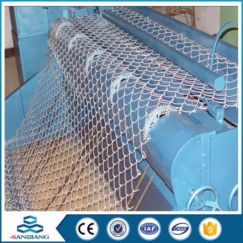 High Quality Hot Dip Galvanized PVC Coated Chain Link Fence